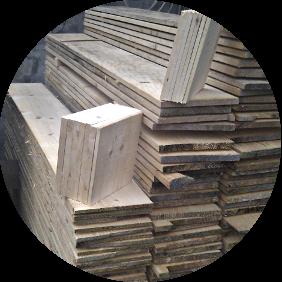 season dry timber